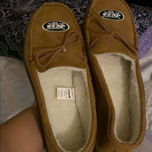 Jets slippers
